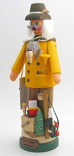 Spielzeugverleger - Räuchermann