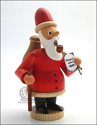 Weihnachtsmann - Räuchermann