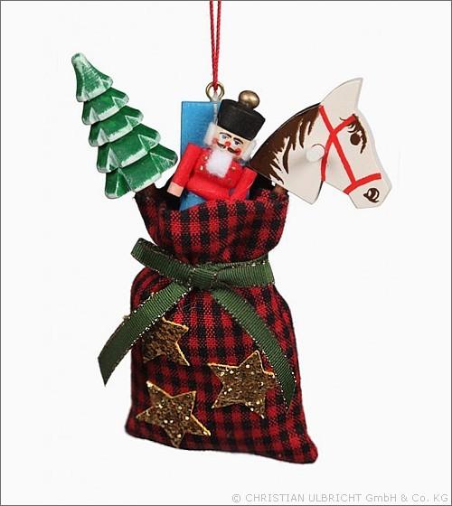 Weihnachtssäckchen - Baumbehang
