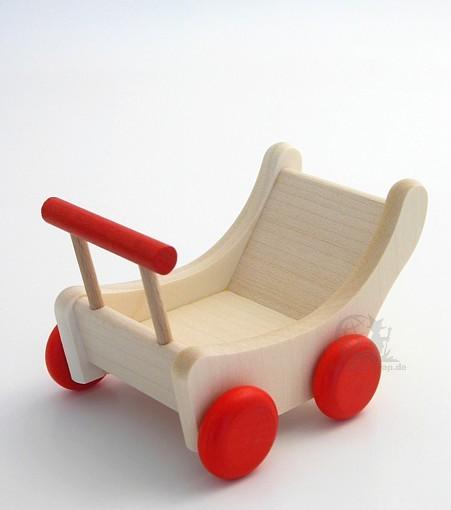 Puppenwagen (ohne Kissen)