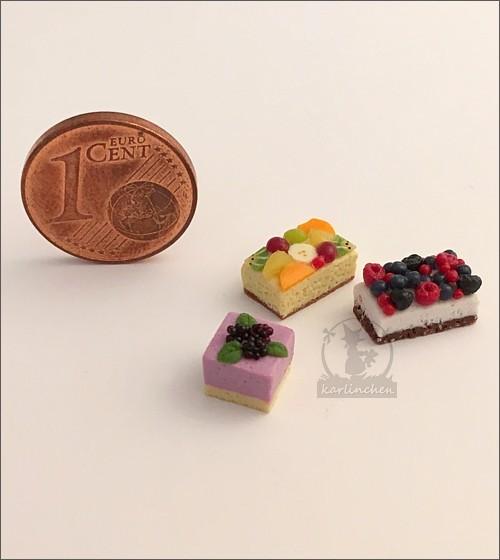 Fruchtschnitten / 3 Stück