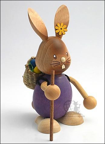 Bunny Stupsi with basket