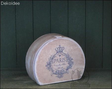 """Koffer """"Paris"""" / klein"""