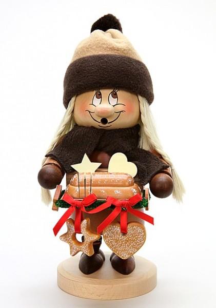 Striezelmädchen Wichtel - Räucherfrau