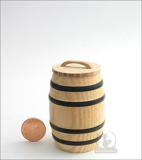 barrel with lid