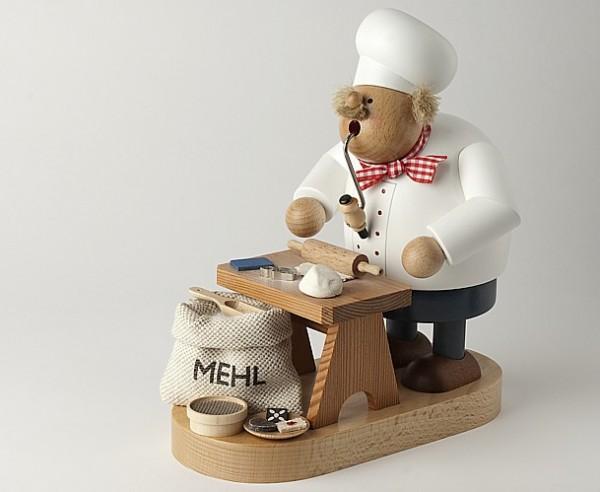 Weihnachtsbäcker - Räuchermann