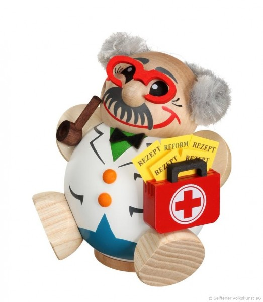 Arzt - Räuchermann