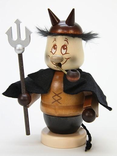 Teufel Wichtel - Räuchermann