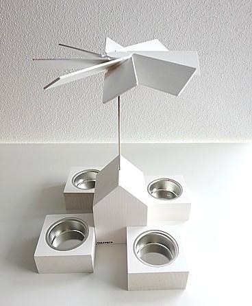 cultform Pyramidenhaus