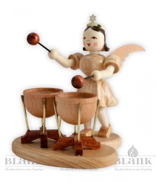 Angel with Kettledrums
