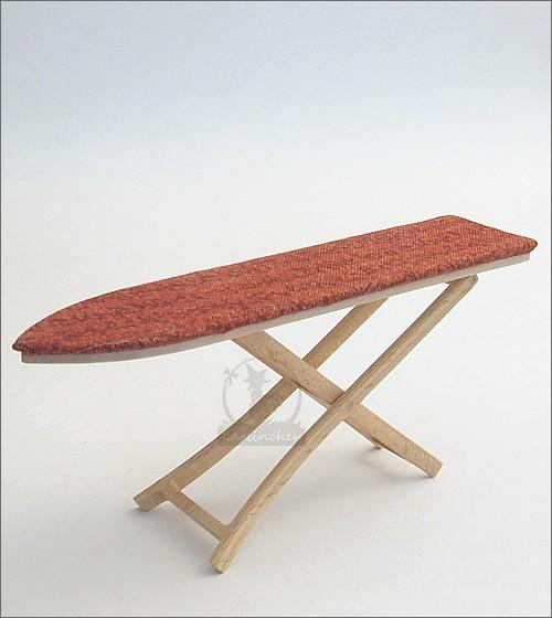 ironing board, foldable