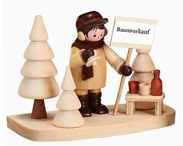Winterkind - Weihnachtsbaumverkauf