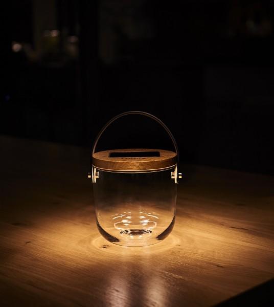 LED Deko Glas, klein / leider vergriffen