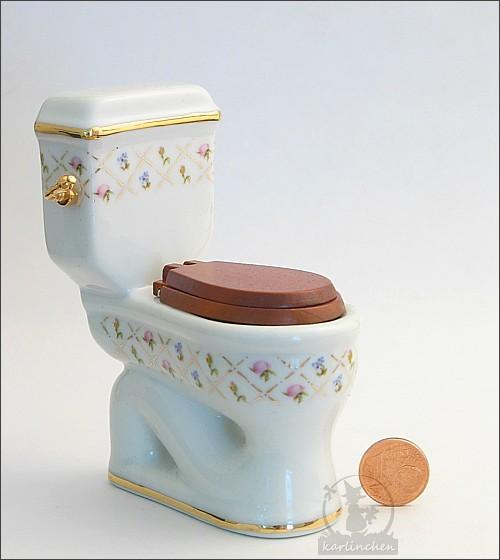 toilet / gold-square