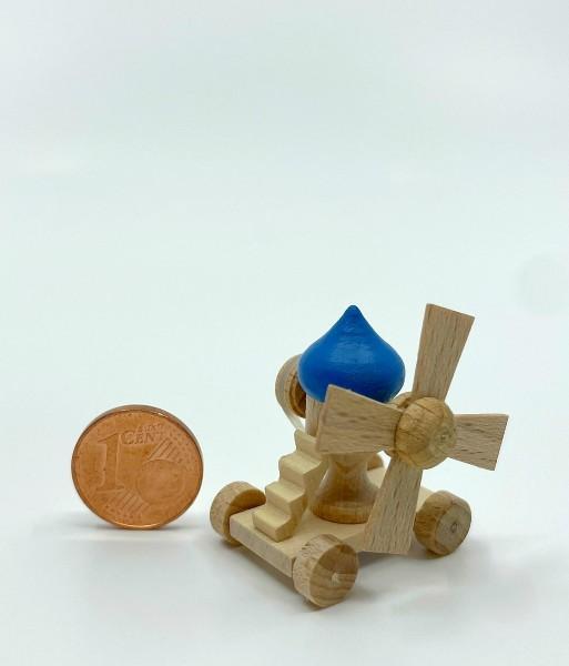 Fahrmühle   blau