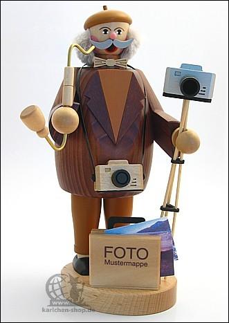 Fotograf - Räuchermann