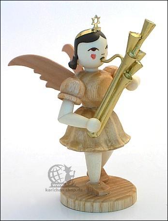Engel mit Schalmei