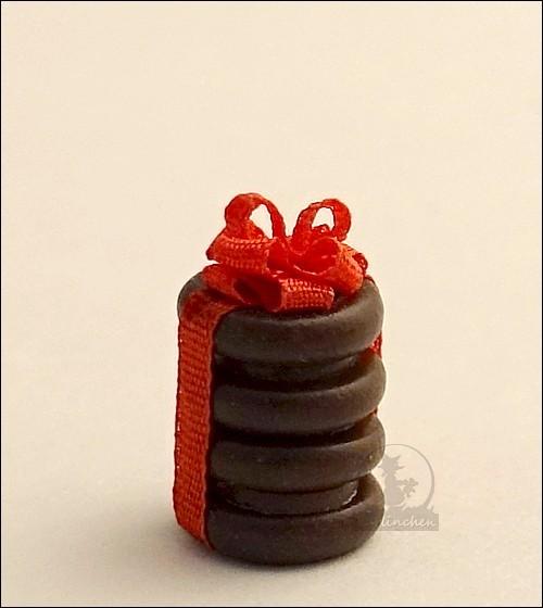 Miniatur Baumkuchen