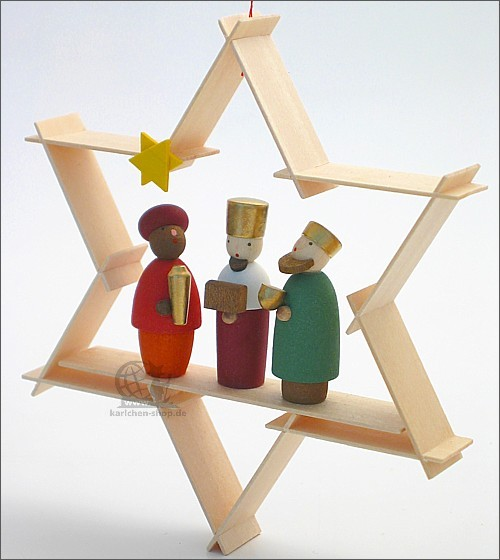 Baumschmuck Heilige Drei Könige