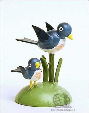 birds on a twig