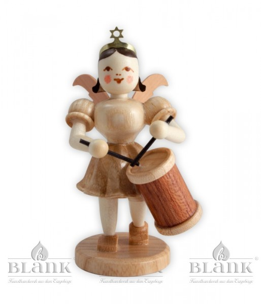 Angel with Long Drum