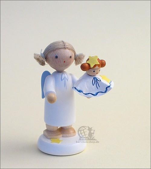 Flade Engel mit Kathrinchen Zimtstern