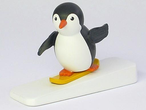 Pinguin Snowboarder