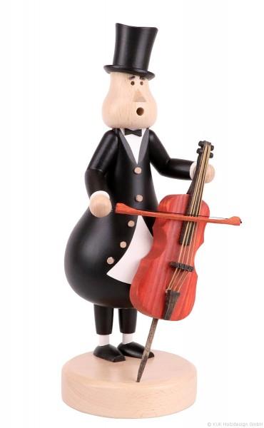 Cellist Johann - Incense Smoker