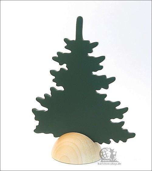 Tanne, grün / 15 cm