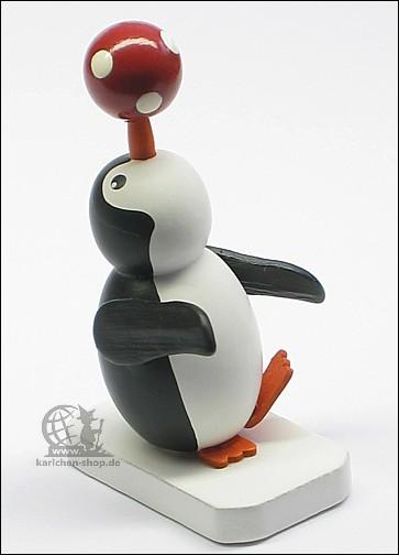 Pinguin Jongleur