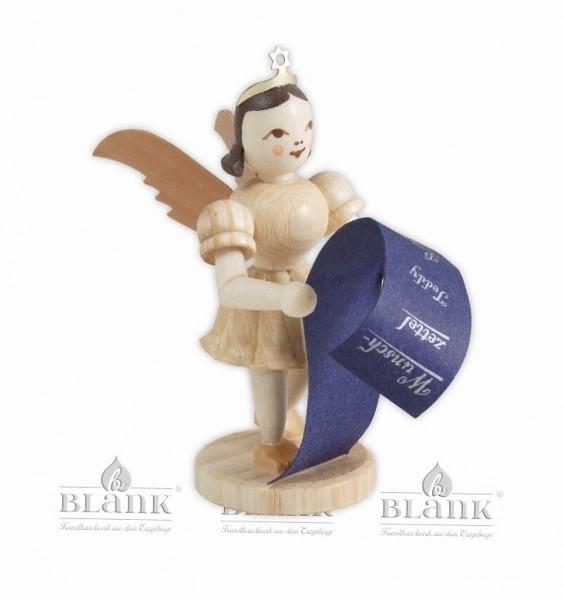 Engel mit Wunschzettel / Sonderedition Fachhandelsring