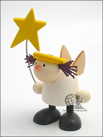 Engel Lotte mit Stern am Stab