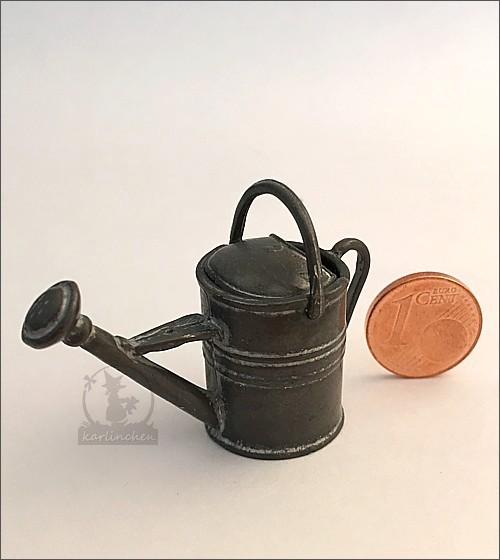 Miniatur Gießkanne