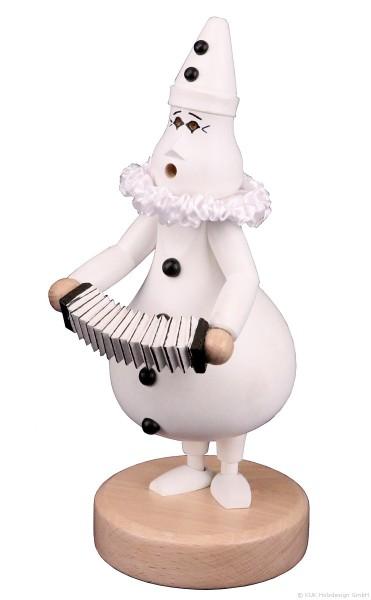 Pierrot - Räucherfigur