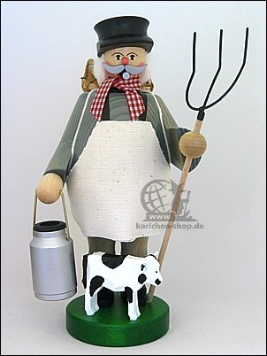 Farmer - Incense Smoker