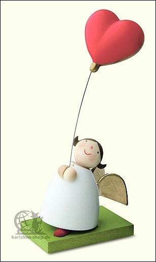 Reichel Schutzengel mit Luftballonherz