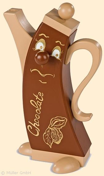 Chocolate - Räucherfigur