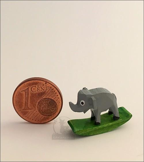 rocking animal elefant