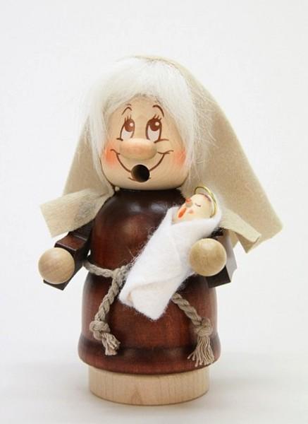 Maria Wichtel - Räucherfigur