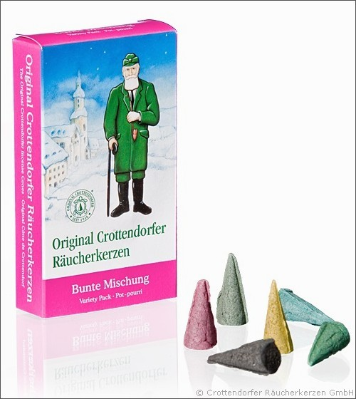 Incense Cones - Variety Pack
