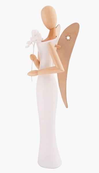 Engel mit Kirschzweig