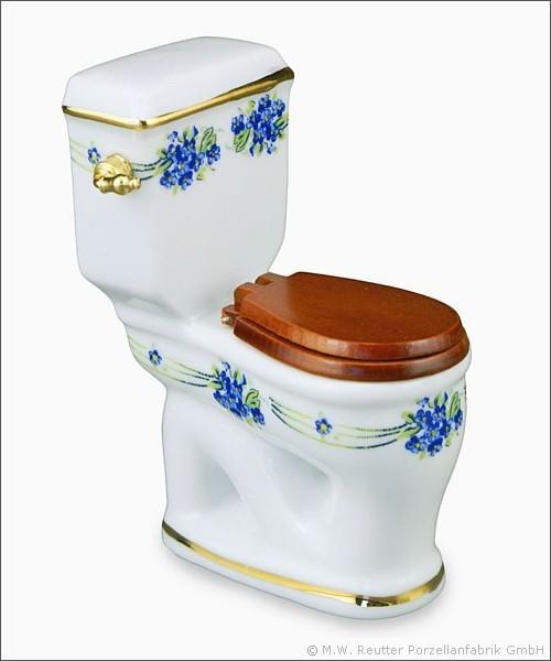 Reutter Porzellan Toilette Biedermeier