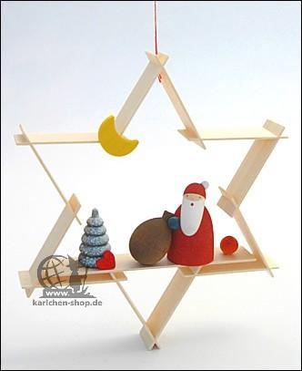 Baumschmuck Weihnachtsmann