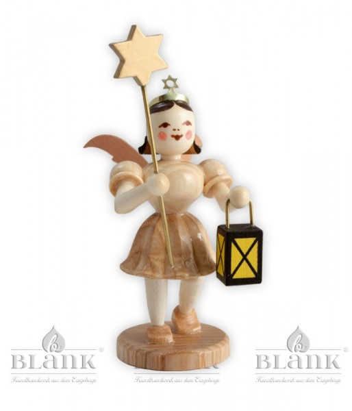 Angel with Lantern and Star
