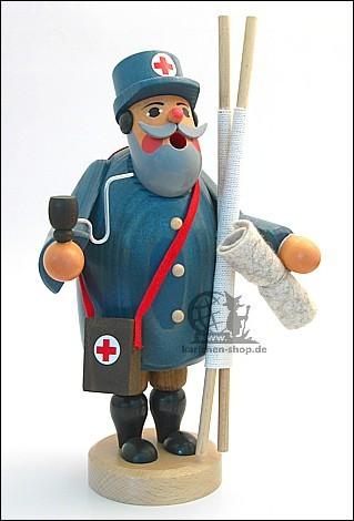 Sanitäter - Räuchermann
