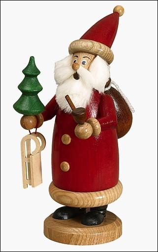 Santa Claus - Incense Smoker