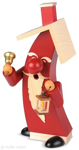 Weihnachtsmann - Räucherfigur