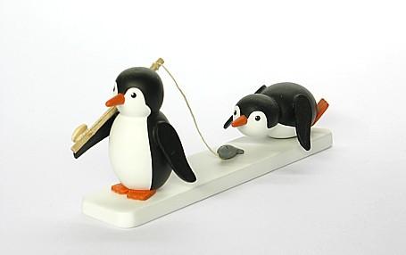 Pinguin Fischdieb