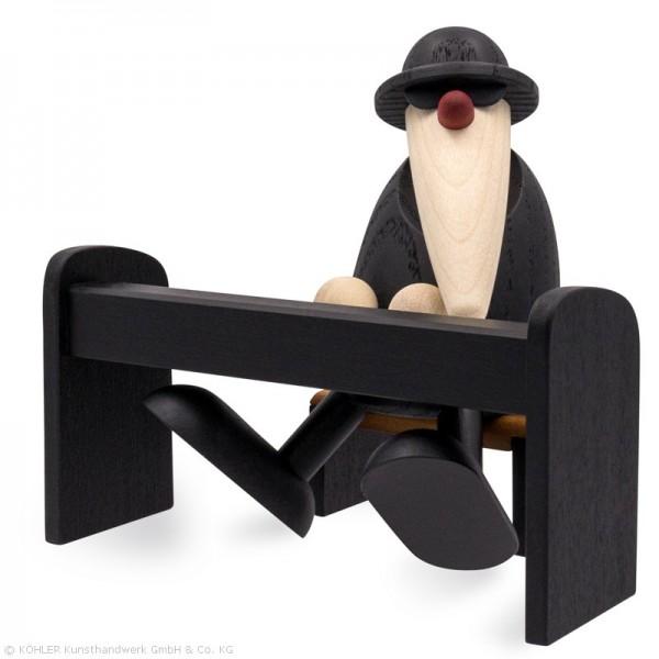 Herr Schröder am Piano