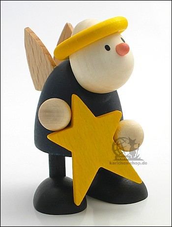 """Angel """"Hans"""" with star"""